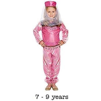 Costumizate! Disfraz de Hindú para niña Talla 10-12 Especial para ...