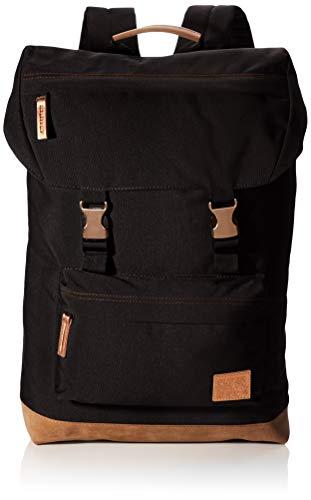 Superdry Womens TOPLOAD UTILTY Backpack Rucksack, Black, OS