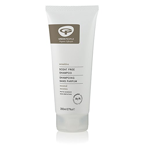 Green People Neutral/Scent Free Shampoo (200ml)