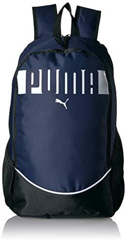 PUMA Herren Platform Backpack Rucksäcke, Navy, Einheitsgröße