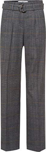 BRAX Damen Style Maine Hose, Grau (Grey 05), 40 EU