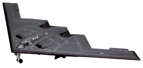 Richmond Toys 1:144 Motormax B-2 Stealth Bomber Die-Cast Plane with Authentic Details Collectors Model