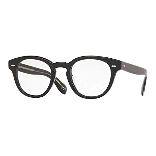 Oliver Peoples CARY GRANT OV5413U - 1492 Eyeglass Frame BLACK w/ Clear Demo Lens 48mm