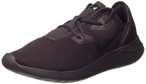 Nike Men's Hakata Burgundy/Black Running Shoes-10 UK/India (45 EU) (AJ8879-602)