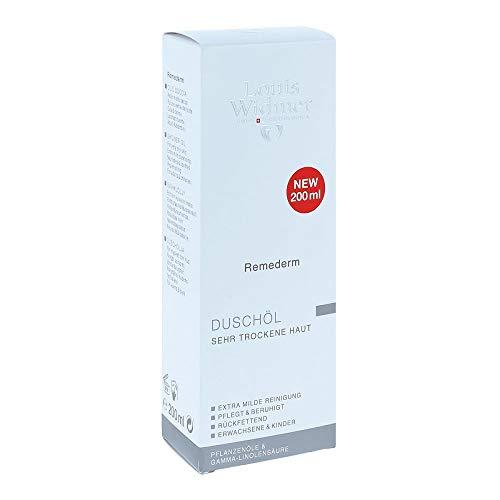 WIDMER Remederm Duschöl leicht parfümiert 200 ml