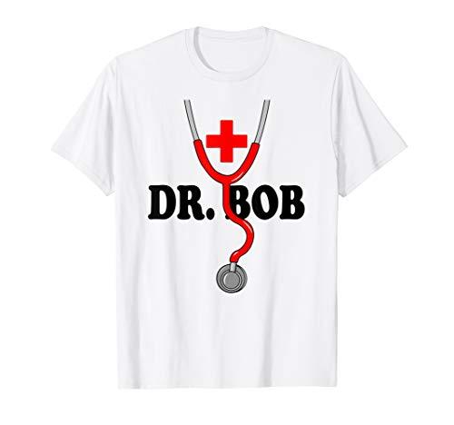 Doktor Bob Kostüm Fasching Wiesn Apres Ski Dr. Bob T-Shirt