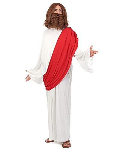 Costume da Gesù per Adulto Taglia unicaCostume da Gesù per Adulto Taglia Unica