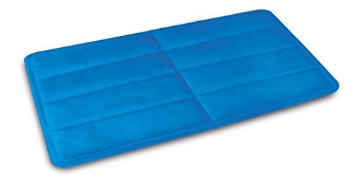 Daga Flexy-Heat Fresh Plus - Almohadilla Refrescante, 45x90cm, Acabado PVC de Fácil Limpieza, 3 a 6 horas de Efecto Refrescante, Se enfría sola sin necesidad de colocarla en la nevera
