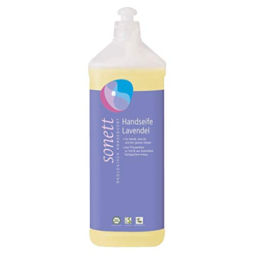 Sonett Bio Handseife Lavendel, 1000 ml (3)