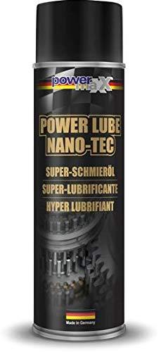 AV Ricambi smeermiddelspray met nano-deeltjes, Power LUBE Nano-Tec, professioneel gebruik