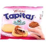 Fachitas . Mini Tapitas- Tapas para Alfajorcitos - El producto Clasico en Toda Argentina a la Hora de Preparar Alfajores Caseros con Dulce de Leche- Pack de 2 unidades de 200 Gramos