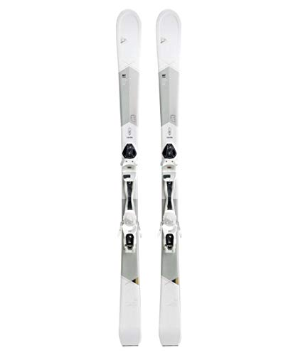FISCHER Damen Skier My Turn 74 Womentrack inkl. Bindung My RS 9 SLR schwarz (200) 162