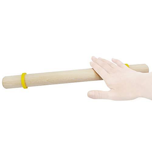 貝印『均等にのばせるリング付きめん棒』