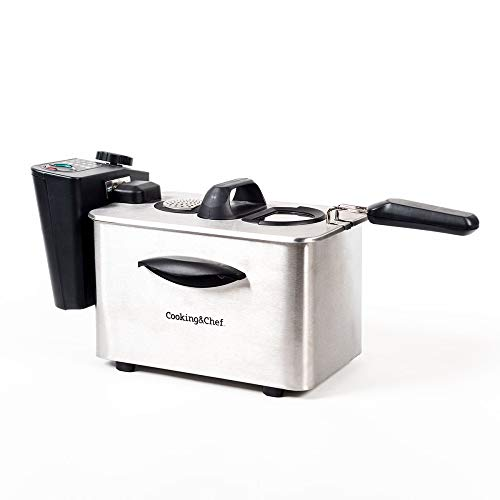 Cooking & Chef - Freidora FR-1 2,5 litros