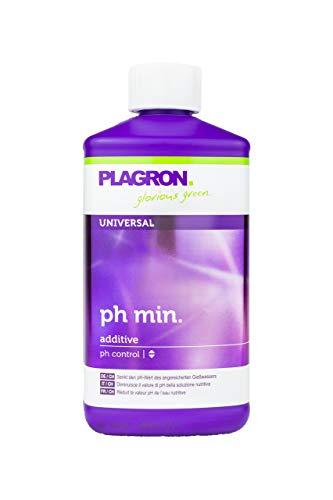 Weedness Plagron pH- Minus 1 Liter - ph-senker Grow Anbau Indoor Plagron Dünger ph Minus Flüssig