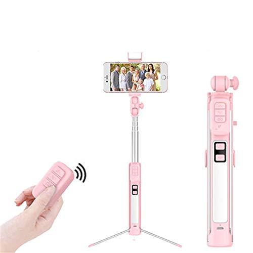 Xxw lamp Selfie Stick Wireless Treppiede Bluetooth Remote Camera Manufatto per Fotocamera Digitale