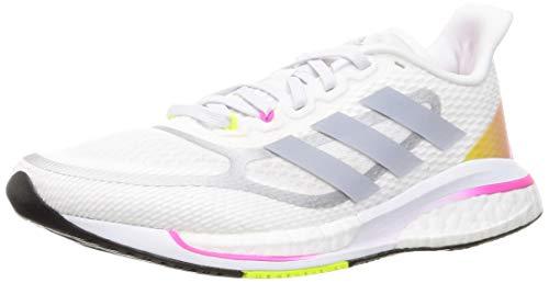 adidas Supernova + W, Zapatillas de Running Mujer, FTWBLA/PLAHAL/ROSCHI, 38 EU