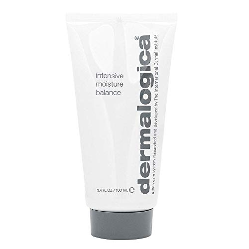 Dermalogica Intensive Moisture Balance, 3.4 Fl Oz - Face Moisturizer with Hyaluronic Acid for Deep Hydration
