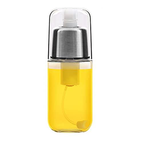 DPFXNN Pulverizador De Aceite para Cocinar, Pulverizador De Aceite Reutilizable, Botella De Pulverización De Aceite con Embudo Pulverizador De Aceite De Oliva para Ensalada, Barbacoa,
