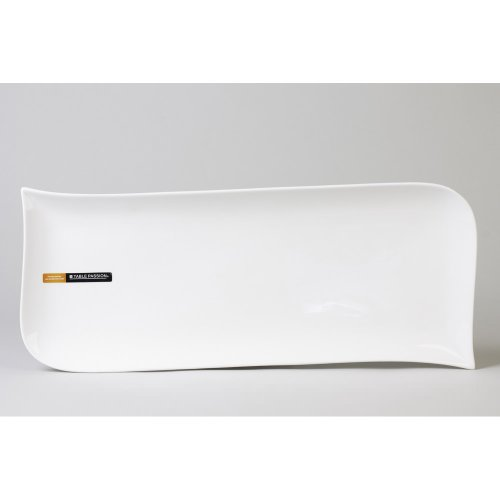 TABLE PASSION - PLAT RECTANGULAIRE 40X17CM MELODY