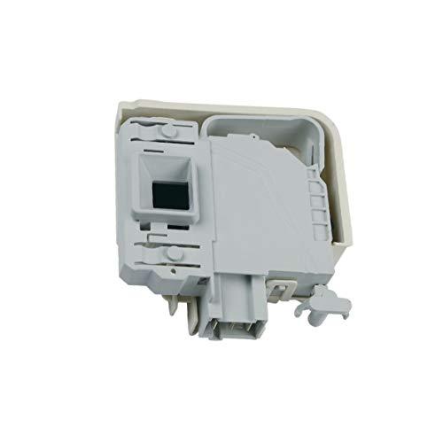 Bosch Siemens 633765 ORIGINAL Türschalter Relais Magnetverschluss Türkontaktschalter Türrelais Verriegelung Verzögerer Verschluss Türverschluss EMZ Waschmaschine auch Constructa Neff Balay 00633765
