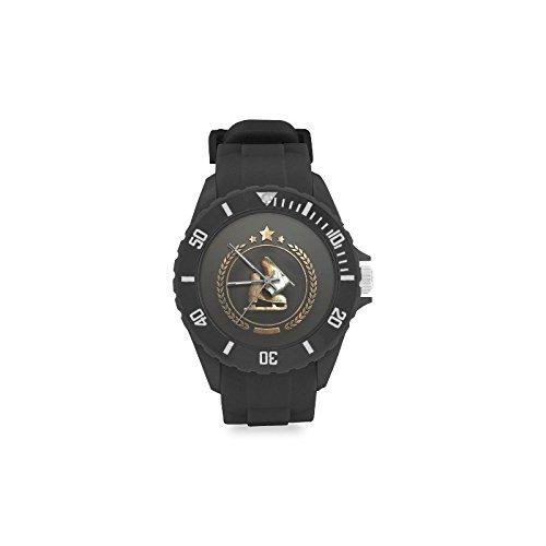 Reloj de Pulsera con Logotipo de Patines...