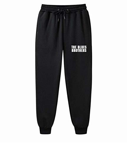 AILIBOTE Pantalones de chándal para hombre de The Blues Brothers