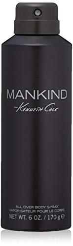 Kenneth Cole Mankind Body Spray, 6.0 oz