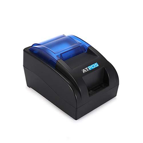 ATPOS 58mm 2 Inch USB ESC/POS Thermal Receipt Printer | KIOSK CSP Banking SBI | Print Invoice Receipts