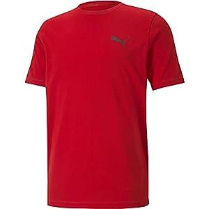 [プーマ] 半袖 トレーニング ドライ ACTIVE スモールロゴ Tシャツ メンズ