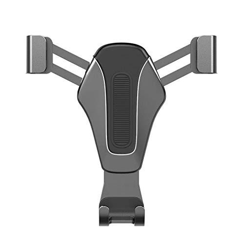 MJ-Car phone holder Sensor de Gravedad del teléfono del Coche Soporte de Salida de Aire Clip Tipo de Coche de navegación de Coche Soporte multifunción Universal para 4-6 Pulgadas de teléfono móvil