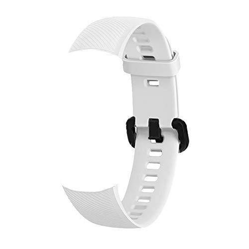 Docooler Silikon Armband für Honor Band 5/4 weiches Band Ersatz