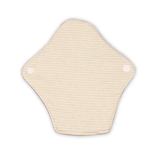 (Kupon Diskon 60%) Katun Organik Reusable Panty Liner $ 5,99