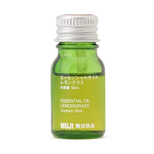 無印良品 エッセンシャルオイル レモングラス 10ミリリットル (x 1)