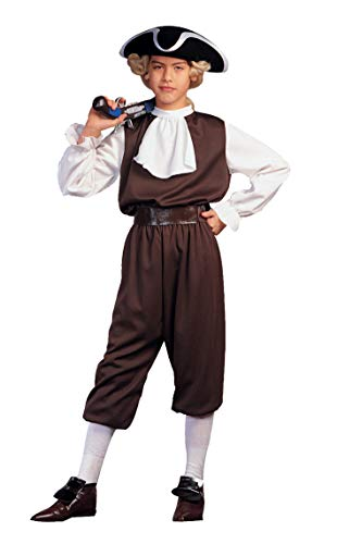 RG Costumes Colonial Boy, Child Large/Size 12-14