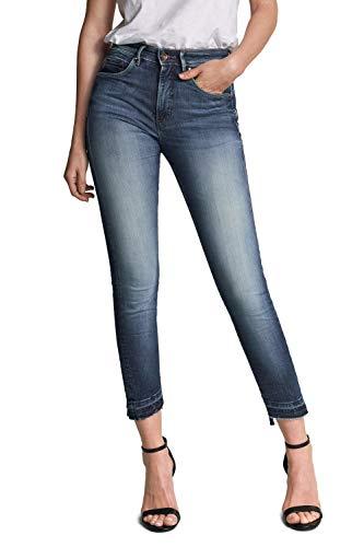 Salsa Jeans Secret Glamour, Push In, Caprihose, Premiumwaschung