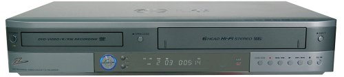 Best Buy! Zenith XBR411 DVD Recorder/VCR Combo
