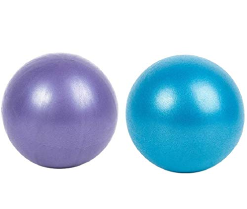 Mosie Mini Exercise Ball 9 Inch Bender Ball for Stability Barre Pilates...
