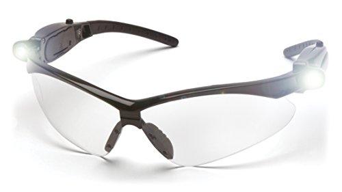 Gafas Protectoras Con Leds marca Pyramex Safety