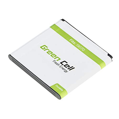 Green Cell® B535151VU Batteria per Samsung Galaxy S Advance i9070 (Li-Ion pile 1550mAh 3.7V)