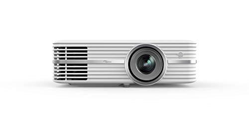 Optoma Technology UHD300X, Proyector 4K Home Cinema Ultra HD, 3600 Lúmenes, 30000:1 Contraste, Formato 16:9, DMD/DLP, Blanco