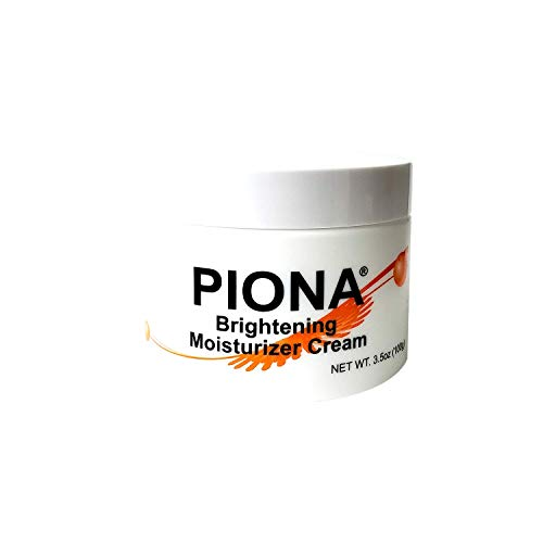 PIONA Brightening Moisturizer Cream 3.5 Oz.
