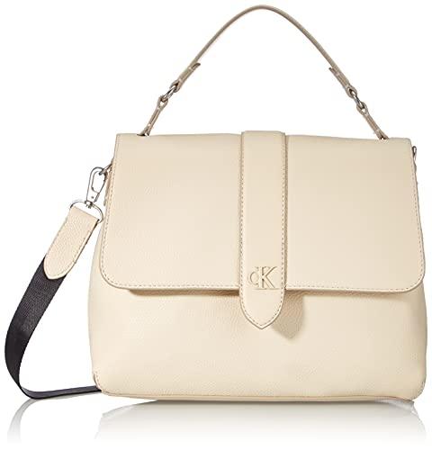 Calvin Klein Jeans CKJ Mono HARDW Soft, Satchels Donna, Mussola, Medium