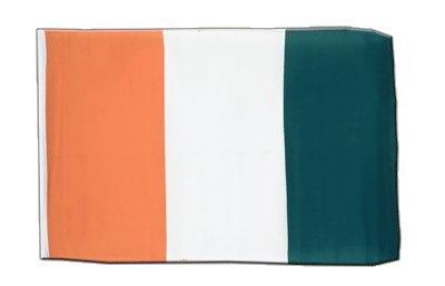 Elfenbeinküste Flagge, ivorische Fahne 30 x 45 cm, MaxFlags®