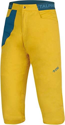Directalpine Campus 3/4 Pantalon Homme, Camel/Petrol Modèle M 2020 Shorts