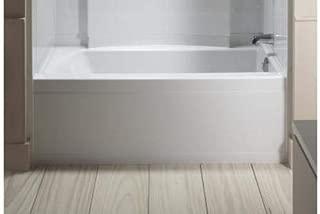 Sterling Plumbing 71161120-96 Accord Vikrell Right-Hand Drain Rectangular Alcove Bathtub, 60