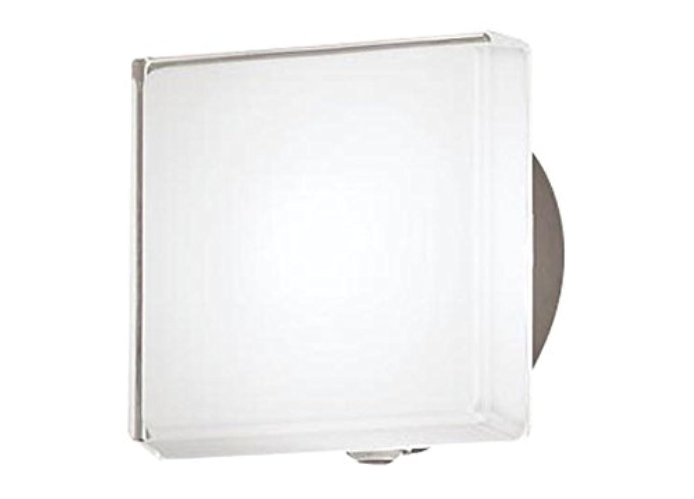 突然効能異常Panasonic LED ポーチライト 壁直付型 40形 昼白色 LGWC80325LE1