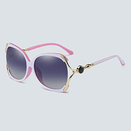 Mjd Sun Butterfly Gepolariseerde Zonnebril Vrouwen 2018 UV400 Zonneglas Oversized Crystal Frame Zonnebrillen bril