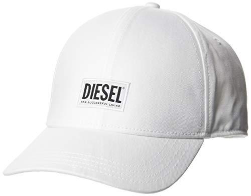 Diesel 00SYQ9 0BAUI Corry Sombrero Hombre White II