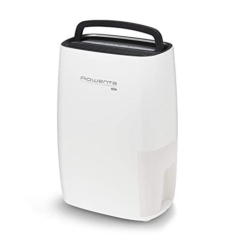 Rowenta Intense Dry Compact DH4224 - Deshumidificador de 14 l, 3 programas, función Linen Dry, filtro, compacto, silencioso (Reacondicionado)